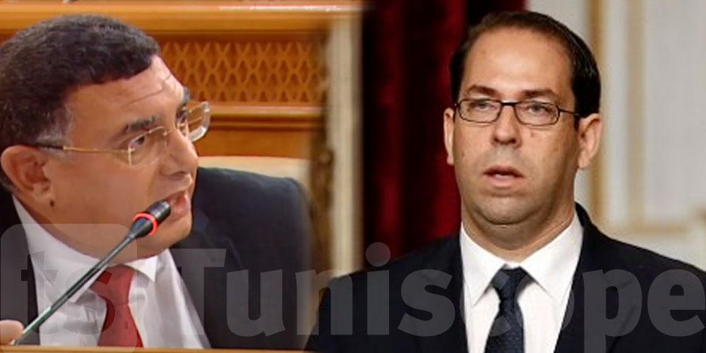 Elloumi : Youssef Chahed a falsifié les chiffres