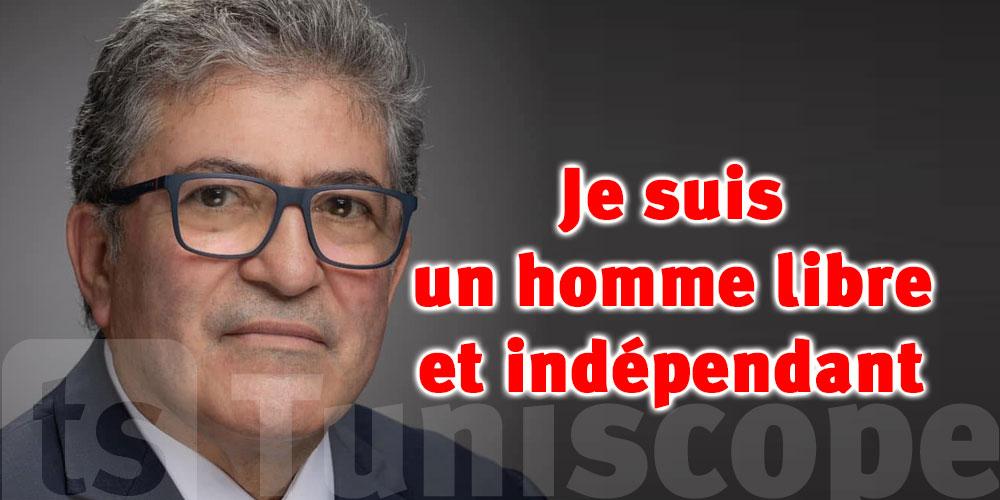 Kamel Akrout : Je n'ai prêté allégeance qu'à ma patrie et mon drapeau