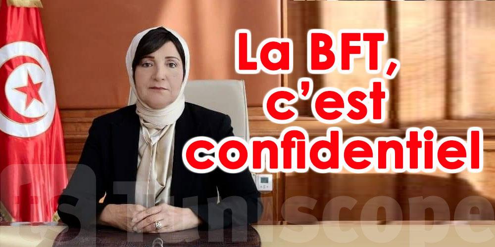 La Ministre des Domaines de l'Etat demande une audience à huis clos pour la BFT