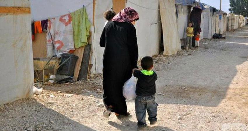 إجلاء قسري لآلاف اللاجئين السوريين في لبنان