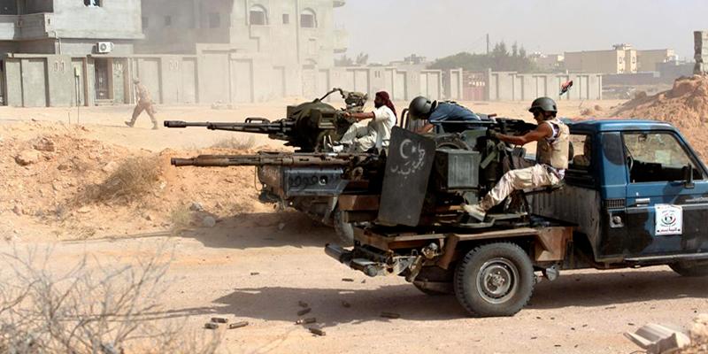 OMS, 1093 morts et 5752 blessés à Tripoli<