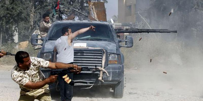 La Libye, plus que jamais, plongée dans le chaos