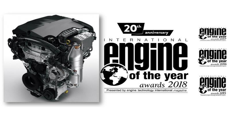 Le moteur essence Turbo PureTech du Groupe PSA : Moteur de l'année 2018