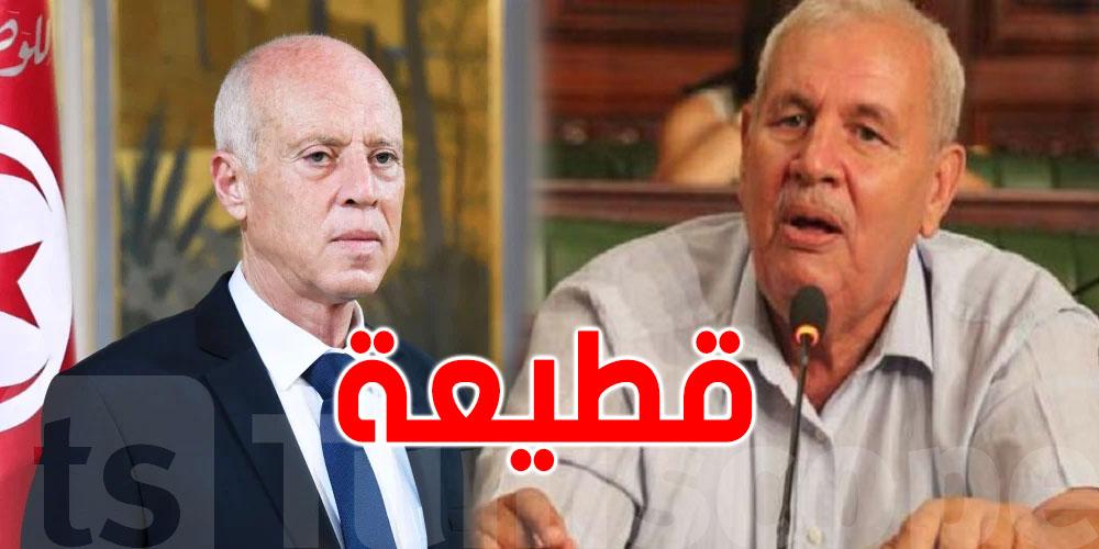 مصطفى بن أحمد ''سعيّد لم يعد مستعدا للتعاطي مع المجلس''