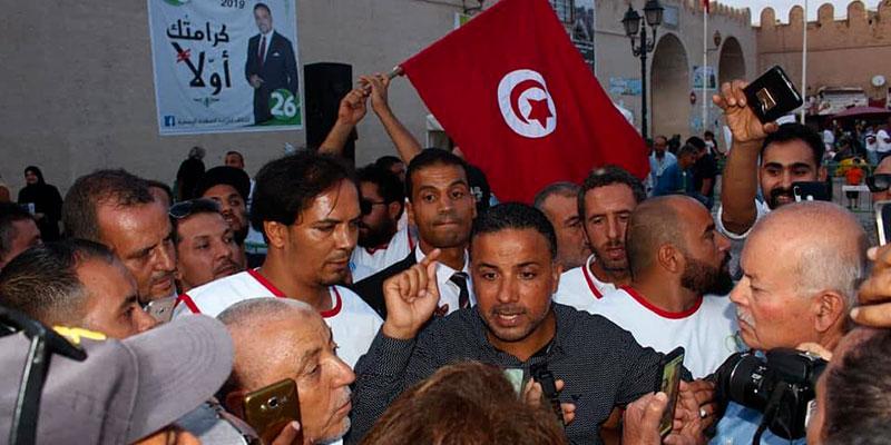 Makhlouf : On me demande de me retirer de la course électorale