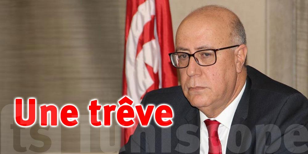Abassi : On nous attribue de faibles notations à cause de l'instabilité politique