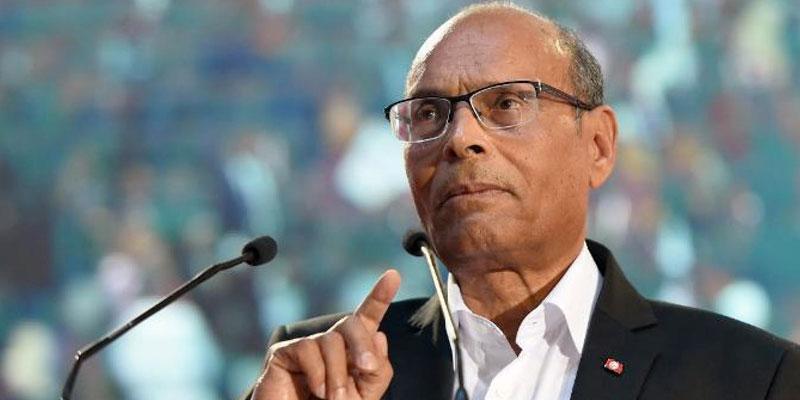 Selon Moncef Marzouki, le Qatar et la Turquie ont aidé la Tunisie dans son combat contre le terrorisme
