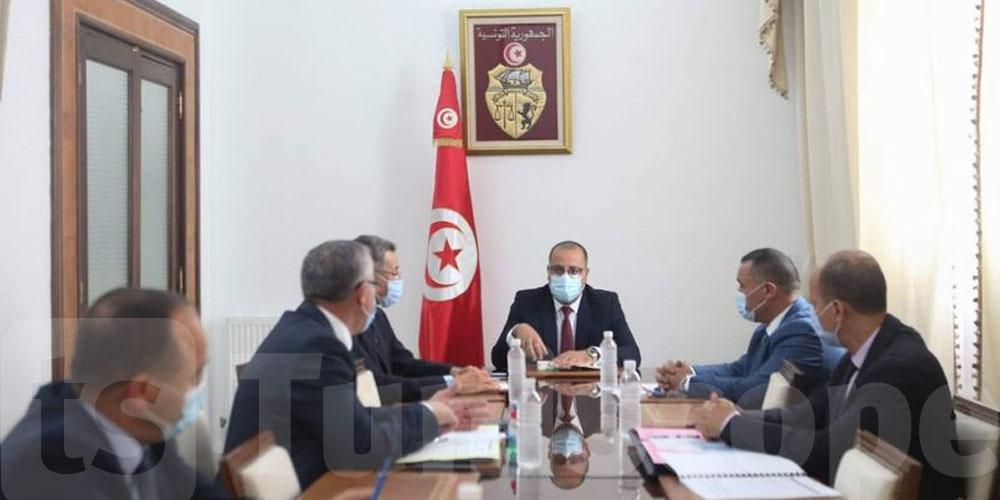 La situation sécuritaire au centre d'une réunion présidée par Mechichi