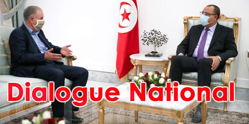 Mechichi invité à rejoindre le Dialogue National