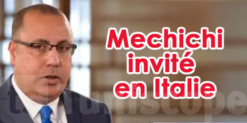Prochaine visite officielle en Italie de Mechichi