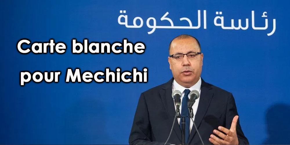 Mechichi peut nommer qui il veut tant que c'est légal, estime Rached Ghannouchi
