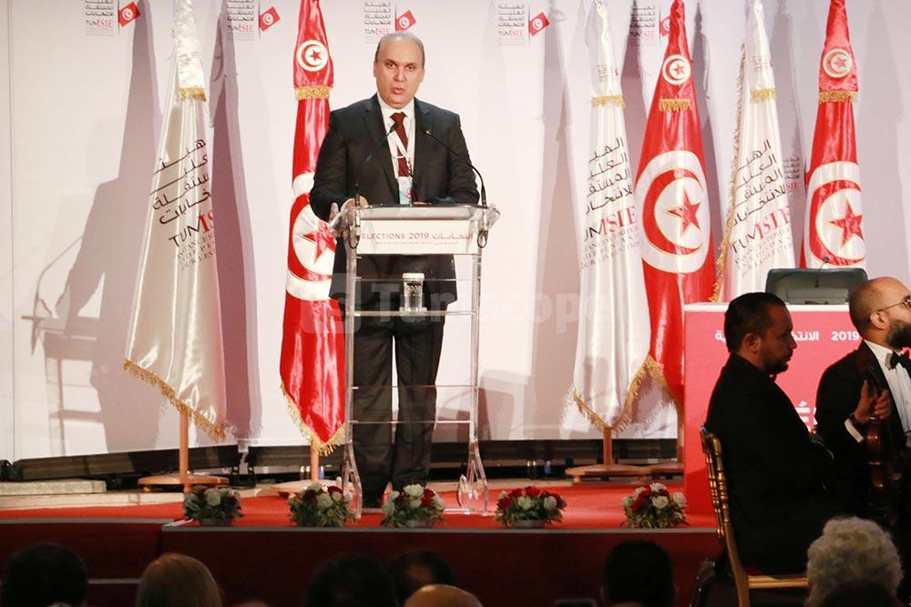 Photos: Ouverture officielle Media Centre de l'ISIE
