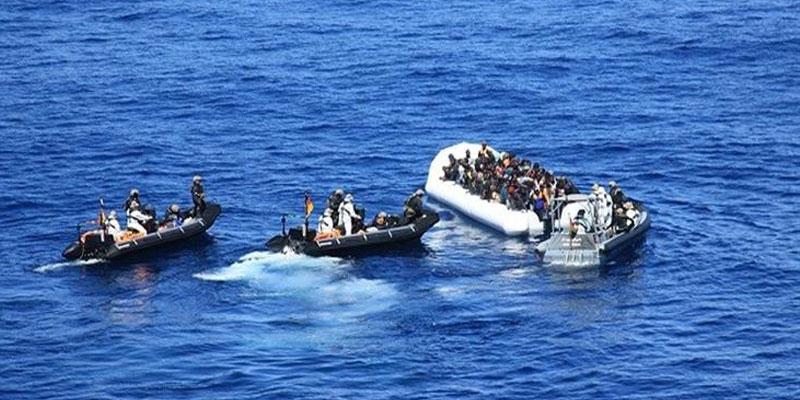سقوط طائرة مصرية في البحر المتوسّط