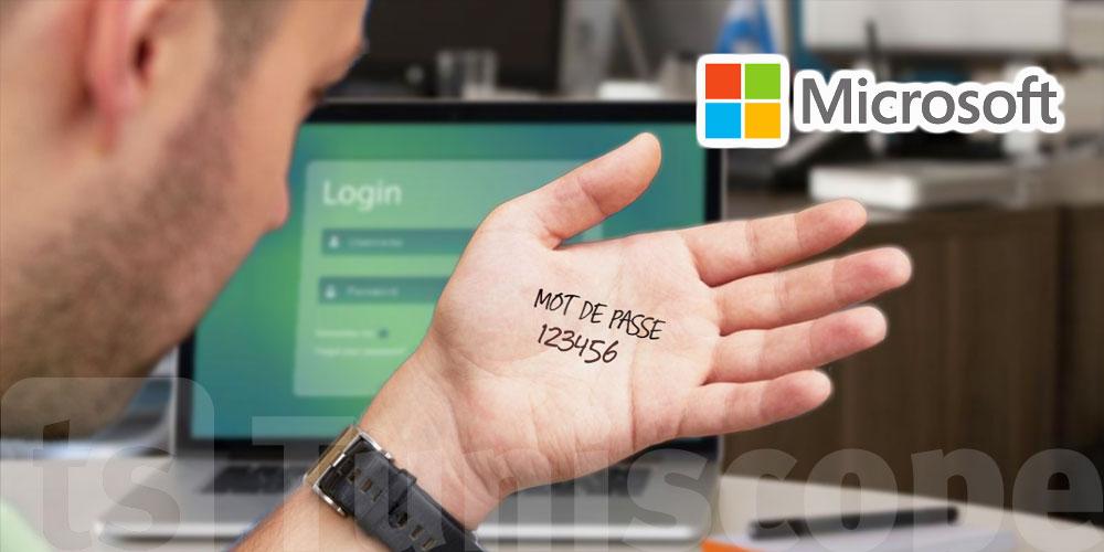 Microsoft veut supprimer le mot de passe pour ses utilisateurs en 2021
