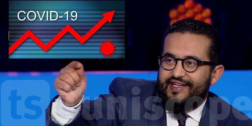 Coronavirus: mauvaise gestion plutôt que manque de moyens d'après Moez Hammami