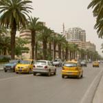 Déviation de la circulation au niveau de l'Avenue Mohamed V samedi
