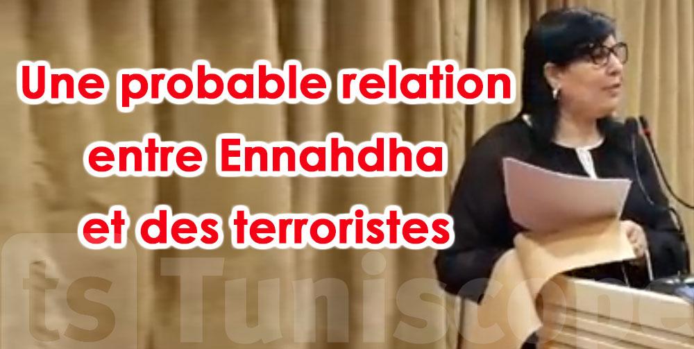 Moussi révèle des contacts potentiels entre des députés d'Ennahdha et des terroristes