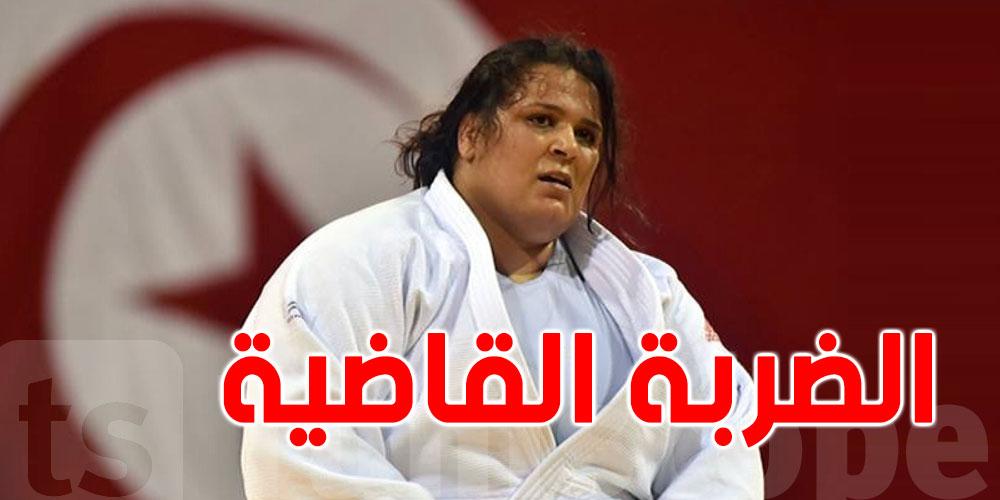 نهال الشيخ روحو تنهزم بالضربة القاضية