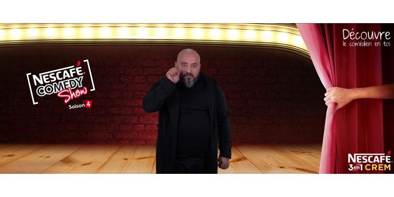 Nescafé Comedy Show - saison 4 inscription et casting