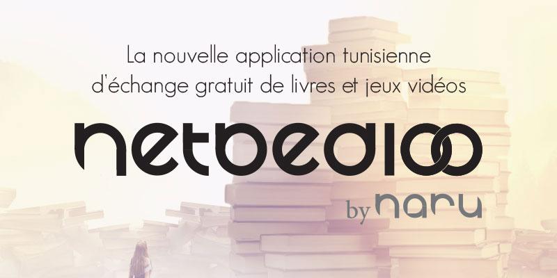 Lancement de la première app tunisienne d'échange de livres et de jeux vidéos