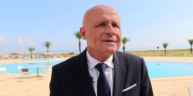 Le message d'Olivier Poivre d'Arvor à tous ses amis tunisiens