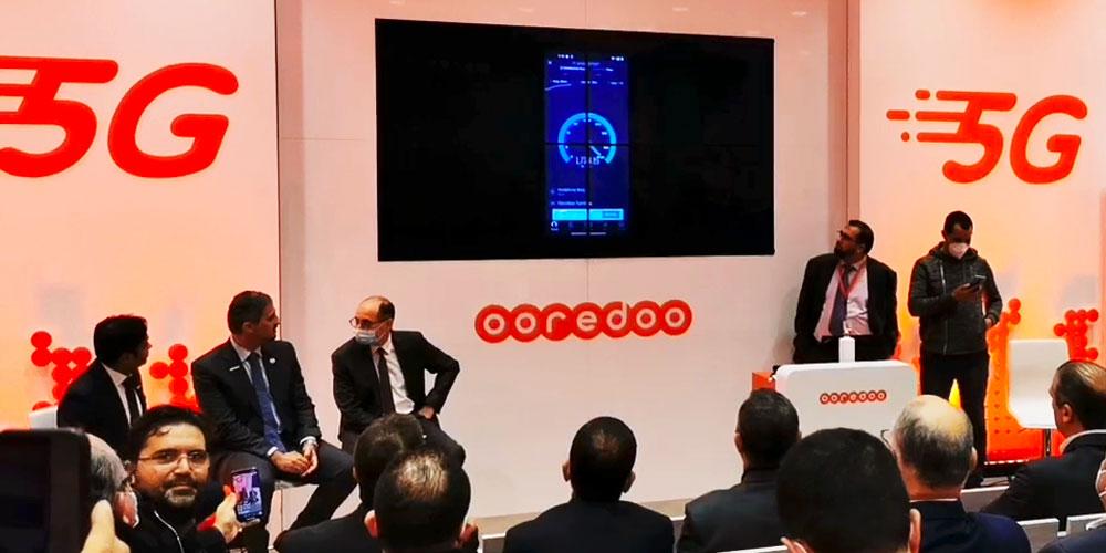En vidéo : Ooredoo atteint 2,2 Gbps dans son premier essai 5G