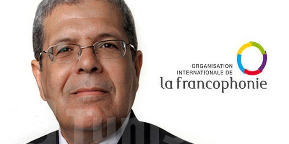 Jerandi en France pour participer à la Conférence ministérielle de la Francophonie