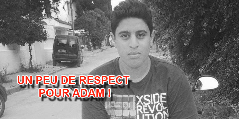 Adam, tué encore une fois à cause de ces gens
