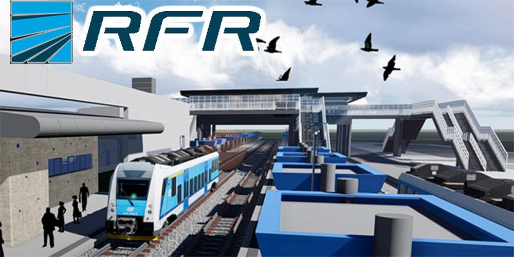 القطار السريع بين العاصمة والسيجومي جاهز للثلاثي الأول لسنة 2021