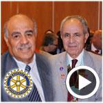 En vidéos : Célébration de la Journée de l'Entente Mondiale par le Rotary International