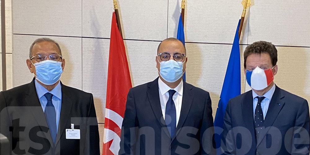 Majoul énumère les secteurs intéressants en Tunisie pour les investisseurs français