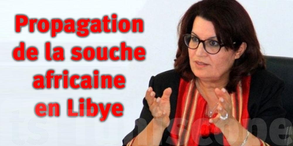 Samira Merai : il faut faire attention à ceux qui viennent de Lybie