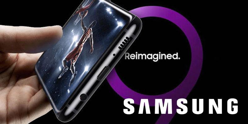 En vidéo : Samsung dévoile son nouveaux smartphone le Galaxy S9 et S9+