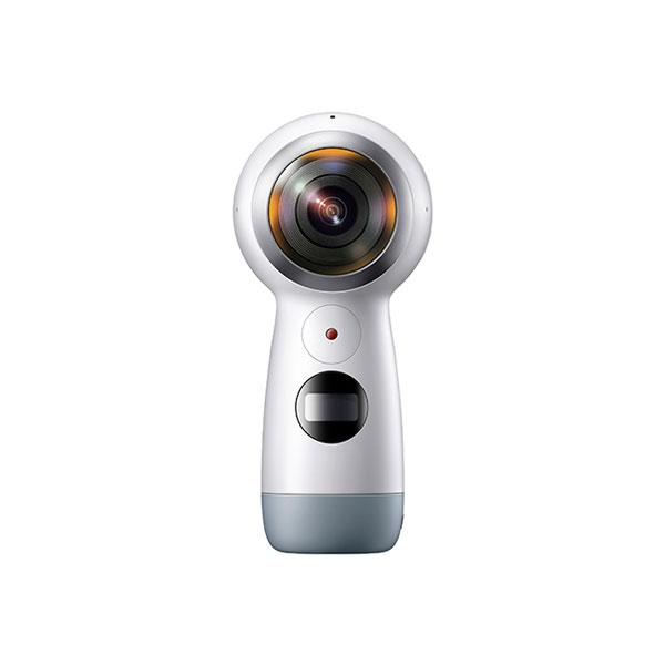 En vidéo : Samsung lance la Gear 360 4K à 360 degrés