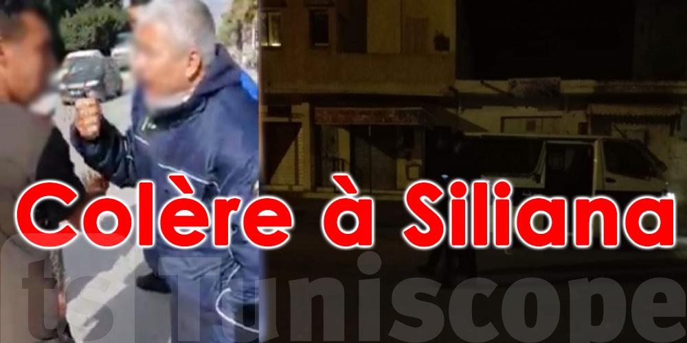 Retour au calme à Siliana après des émeutes nocturnes