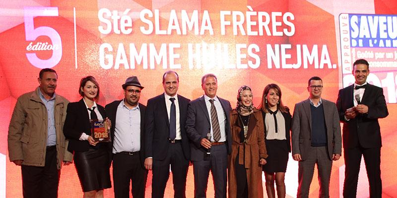 En vidéo : Les produits SLAMA FRERES lauréats des Saveurs de l'Année 2018