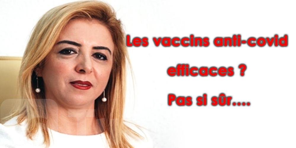 Sonia Ben Cheikh lance une bombe médiatique concernant les vaccins anti-covid