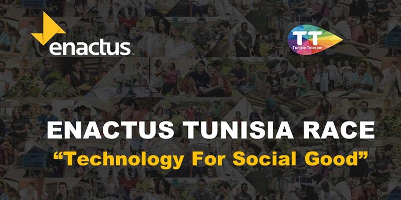 Technology For Social Good powered by Tunisie Telecom