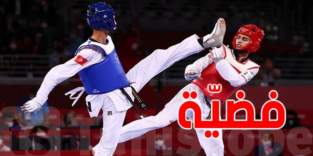 التونسي الجندوبي يحصل على أول ميدالية عربية في أولمبياد طوكيو