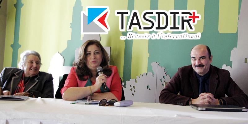 50 entreprises s'informent sur le programme TASDIR+ pour développer leurs exportations