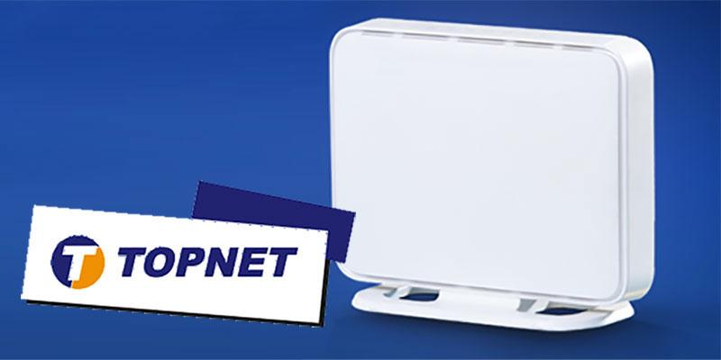 Perturbation Internet : TOPNET offre 15 jours de connexion gratuite