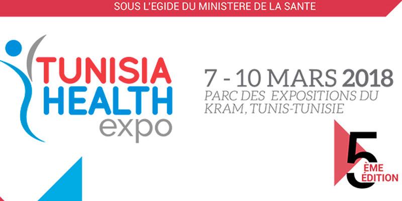 Le Tunisia Health Expo du 7 au 10 mars 2018
