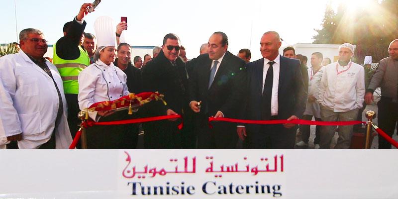 En vidéos : Avec sa nouvelle unité, Tunisie Catering vise les compagnies internationales