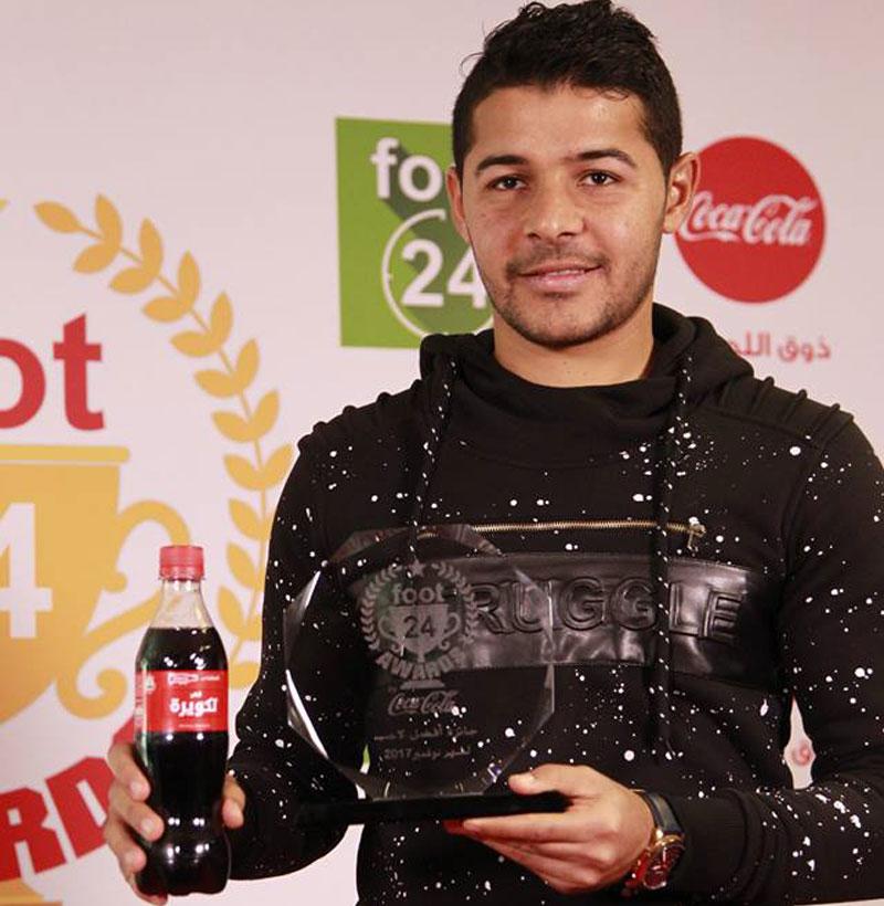 Joueur du mois : Coca-Cola Honore Zied Ounalli