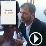 En vidéo : Khayam Turki présente son livre Demain la Tunisie