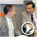 En vidéos : Orange Tunisie signe avec les directeurs de Journaux et la STDM