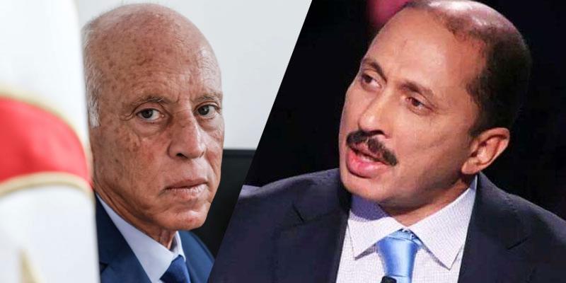 رسالة محمد عبو لقناة الحوار التونسي