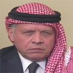 فيديو:ملك الأردن ينعى الطيار معاذ الكساسبة
