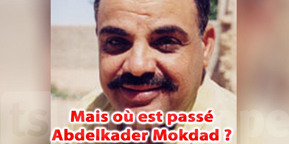 Mais où est passé l'acteur Abdelkader Mokdad ?