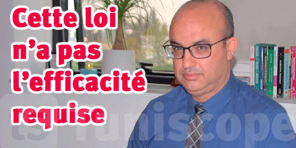 Le projet de la loi de relance économique a été vidé de son contenu, d'après Abdelkader Boudriga